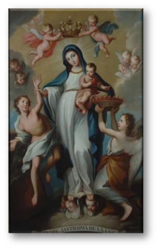 nsa santissima rainha imaculada
